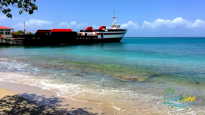 Culebra Puerto Rico Ferry