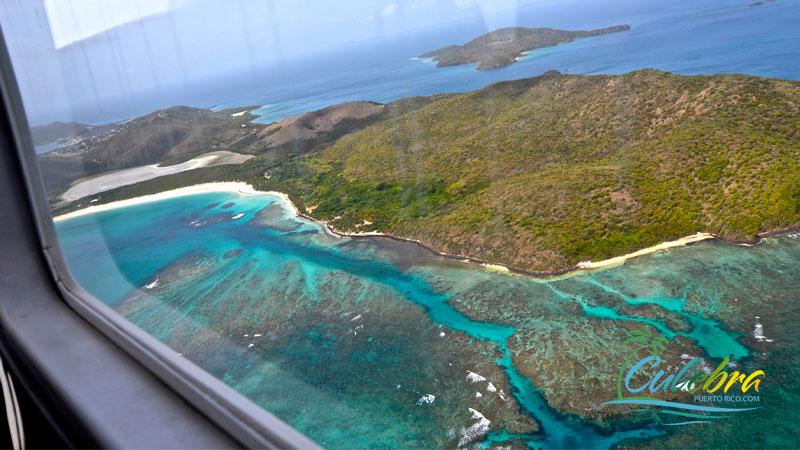 Flights to Culebra, Puerto Rico