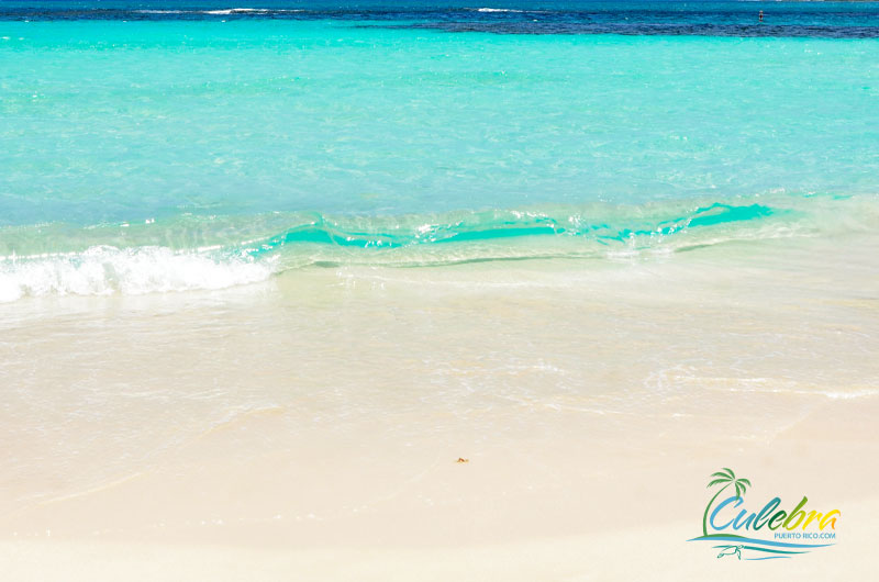 Flamenco Beach - Best beach with clear water and white sand.