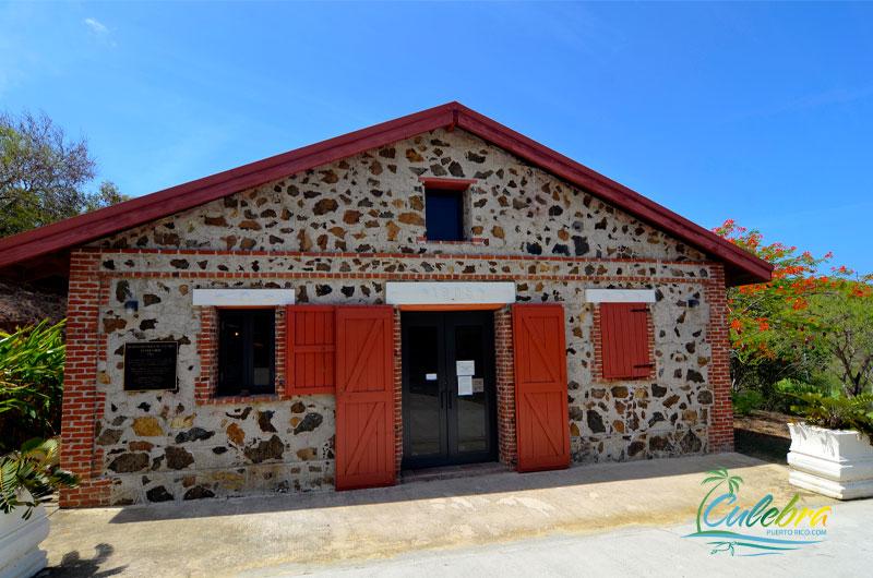 """Museo Historico de Culebra """"El Polvorin"""" – Culebra, Puerto Rico"""
